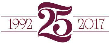 25 Years! (1992-2017)
